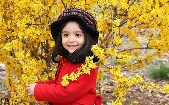 به زیباترین باغ گیاه شناسی ایران خوش آمدید