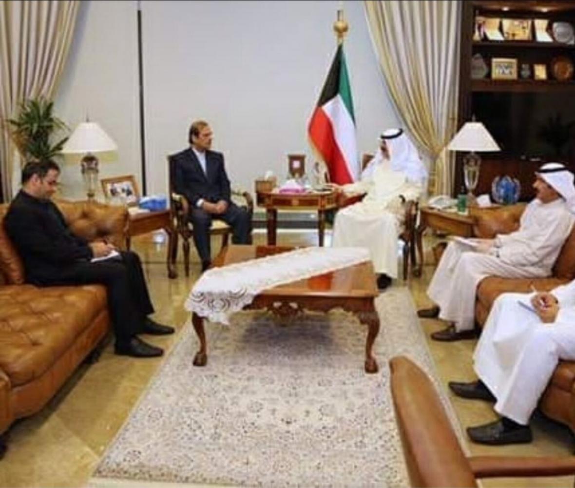 خبرنگاران قائم مقام وزیر خارجه کویت اقدامات ایران در مبارزه با کرونا را قوی خواند