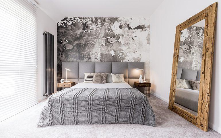 کاغذ دیواری اتاق خواب و نکاتی که باید بدانیم!