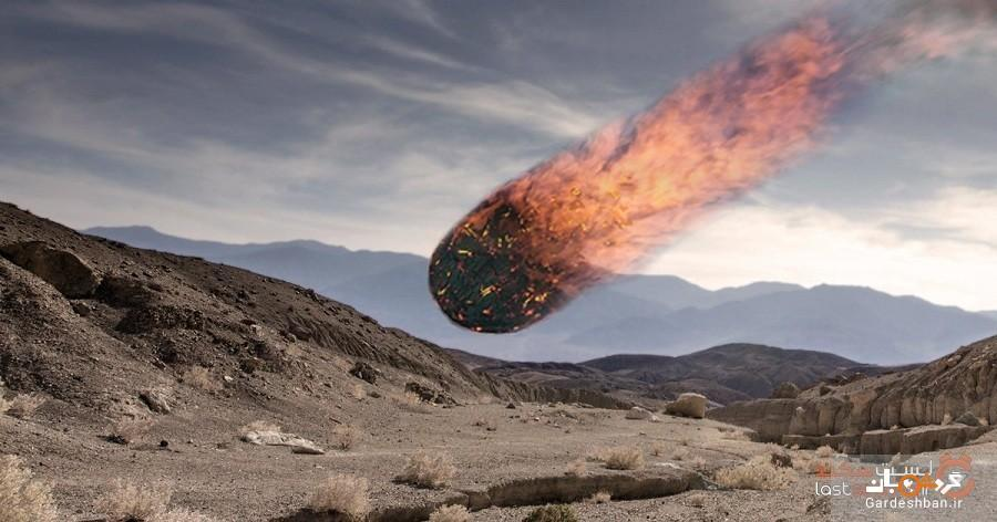 ابوهریره؛روستایی باستانی در اثر اصابت یک ستاره دنباله دار نابود شد!